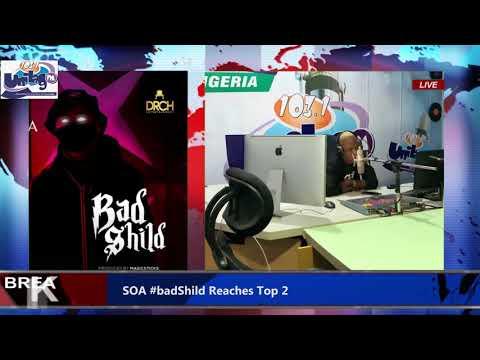 Unilag FM Interview With SOA #BadShild
