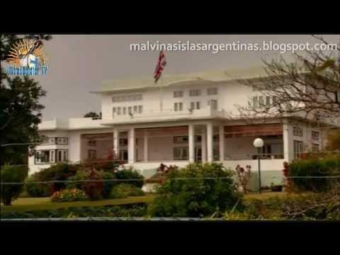 Chagos - Isla Diego García la mentira británica de la defensa de la autodeterminación