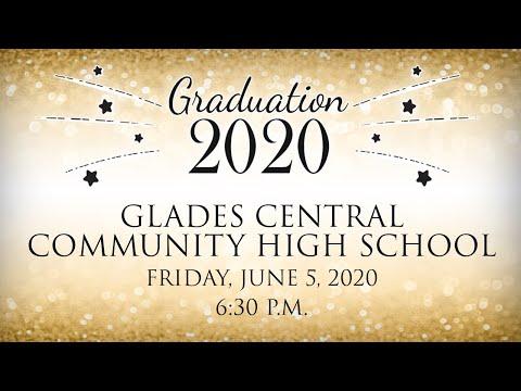 Glades Central Community High School Graduation