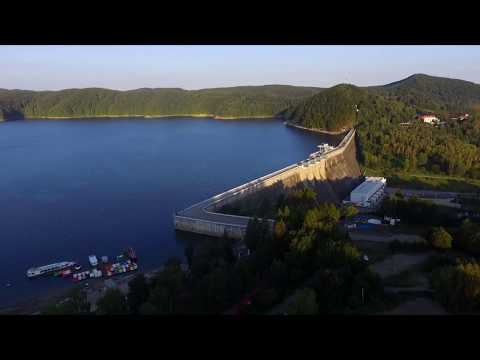 Lake Solina - Poland (part 1) DJI PHANTOM DRONE