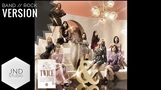 Changing! - TWICE, but with a live band [Concert Studio Concept]