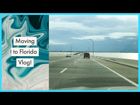 Moving to Florida Vlog 2018! (Clearwater Beach, FL and Condo Before-After!)