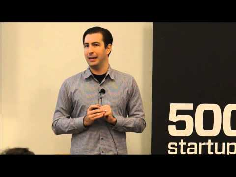 """Five Ways To Kill An e-Commerce Startup"" 500 Startups - Sean Percival [COMMERCISM 2014]"