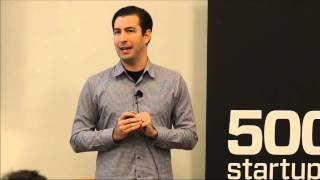 """""""Five Ways To Kill An e-Commerce Startup"""" 500 Startups - Sean Percival [COMMERCISM 2014]"""