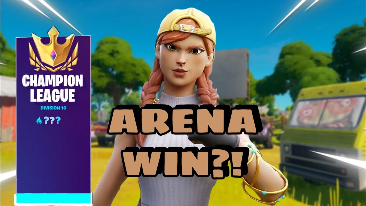 ARENA WIN AT 5,400 POINTS... (GERMAN)
