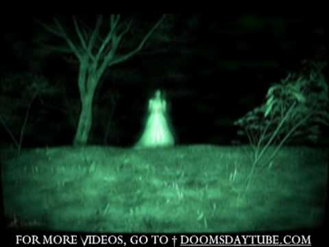 Real Scary Ghost Spirit Demon Videos Caught On Camera ...