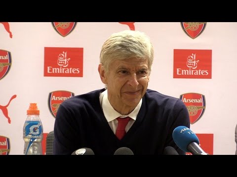 Arsenal 3-0 West Ham - Arsene Wenger Full Post Match Press Conference