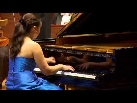 Dinara Klinton, Russia - 2nd Prize - FINAL - The 9th International Paderewski Piano Competition 2013