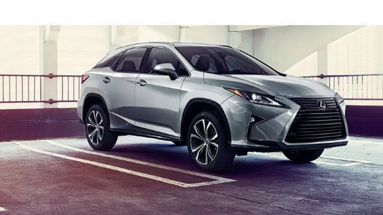 Lexus Is 350 2018 >> 2019 Lexus RX 350 Lexus is working on a mild facelift for one of its top sellers - YouTube