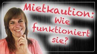 Mietkaution Mietkautionskonto Bürgschaft - Jeder-kann-Immobilien.de