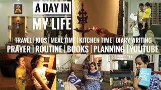 A day In my life | എന്റെ ഒരു ദിനം | Malayali Youtuber | Deepa John