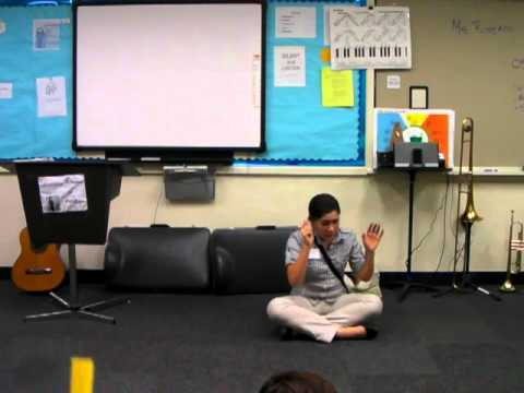 Leading a Music Activity with 6th grade- Pt. 1.mp4