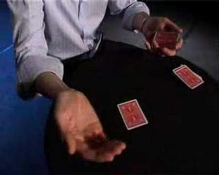 David Stone card magic