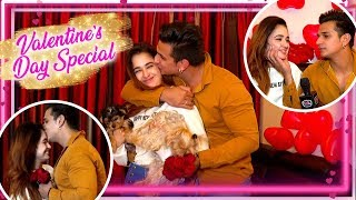 Prince Narula And Yuvika Choudhary Love Story - Exclusive | Valentine Day Special | TellyMasala