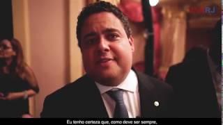 Felipe Santa Cruz fala sobre expectativas para o mandato de Luciano Bandeira