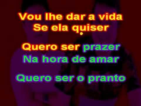 Matão e Monteiro   Proposta karaoke