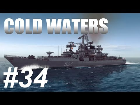 Cold Waters (34) Surface Battle Group