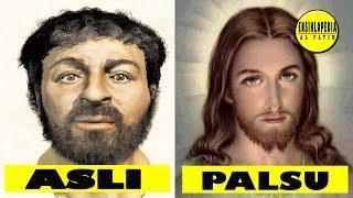 TERUNGKAP DAN BEDA BANGET ! Inilah Wajah Asli Yesus Yang Sebenarnya