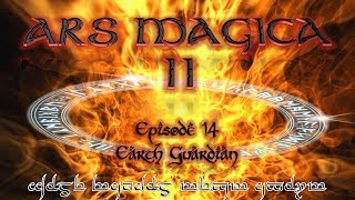 Lets Play Ars Magica II - 14 - Earth Guardian