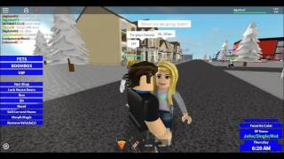 ONLINE DATING IN ROBLOX (gone wrong)