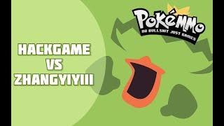 PokeMMO PVP #10 HackGame vs Zhangyiyiii