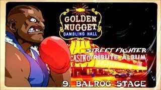 "9. Balrog Stage - Street Fighter ""Tribute Album"""