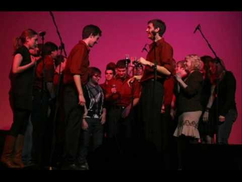 REDEFINED - Travelin' Soldier by The Dixie Chicks - U. Wisconsin - college acapella