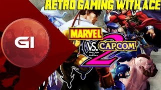 Marvel Vs. Capcom 2: New Age Of Heroes | Retro Gaming With Ace