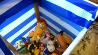 Ящик для игрушек своими руками, корзина, органайзер, фото / Игрушки своими руками, выкройки, видео, МК