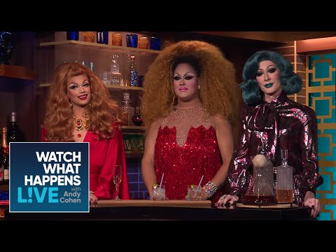 Housewives Lip Sync Battles, Drag Queen Style | WWHL