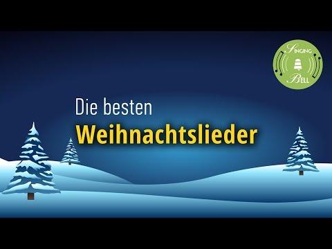 Die besten Weihnachtslieder | Singing Bell Karaoke