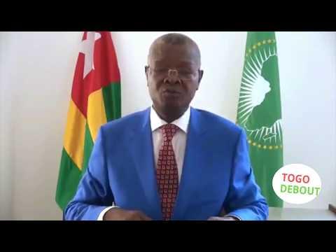 TOGO : Agbéyomé Kodjo -  La démocratie libre de Faure Gnassingbe