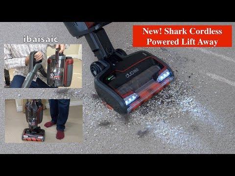 New Shark Cordless Powered Lift Away True Pet Unboxing & Review
