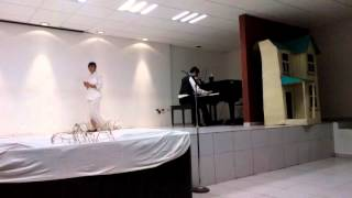 El cadáver de la novia musical FFYL UANL Piano