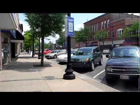 Downtown Hastings Michigan 5/2011