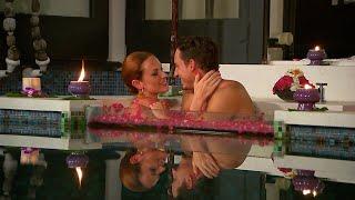 DIE BACHELORETTE - Ein Kuss im Pool