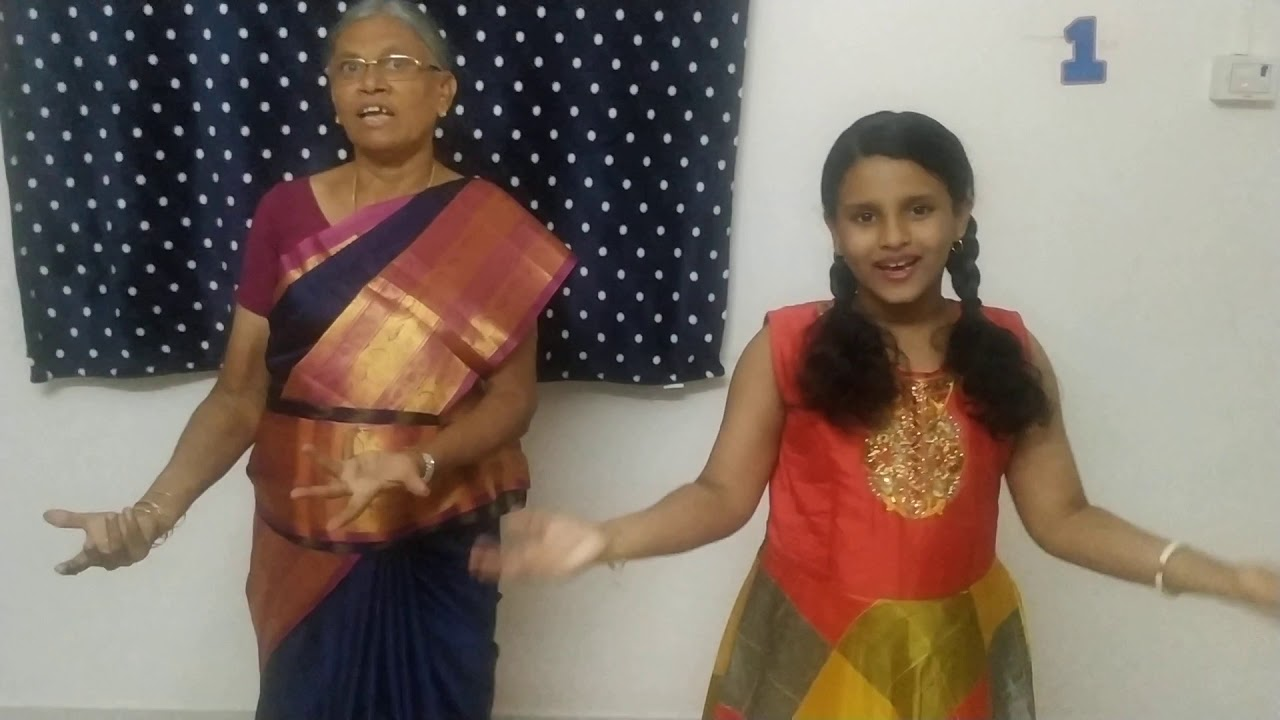 Meen pidikka meen pidikka   Tamil Rhymes   Tamil Kids ...