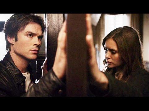 """Close The Door >> Damon & Elena """"Just Open The Door"""" - YouTube"""