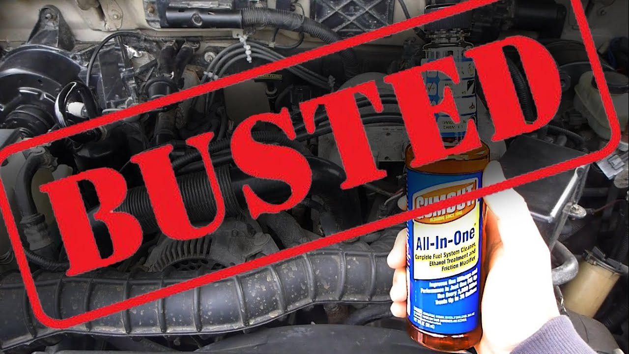 Does Gumout Fuel System Cleaner Work Follow Up Youtube