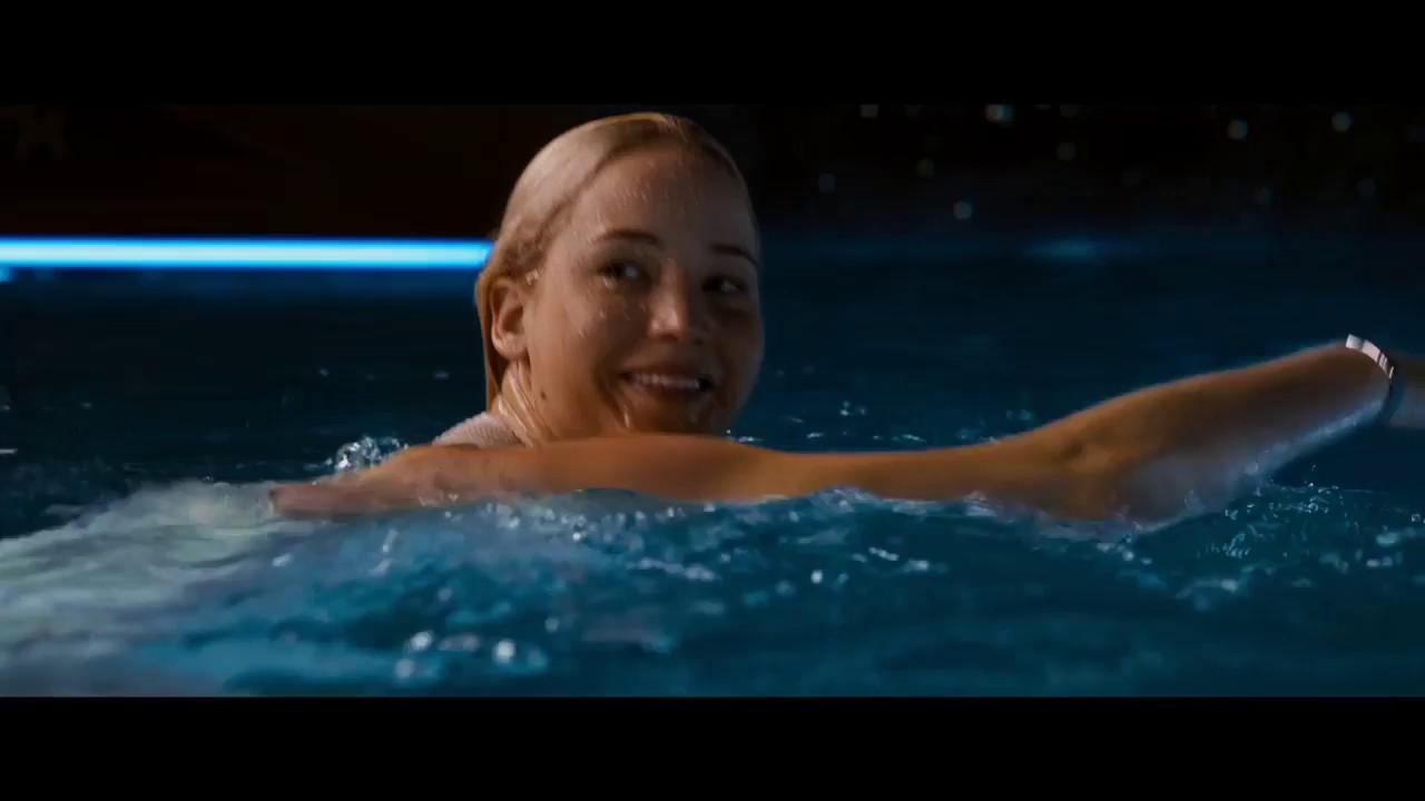 Passengers 39 Pool 39 Tv Spot 13 Youtube