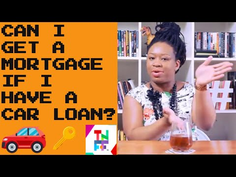 Can I get a mortgage if I have a car loan? | Explaining how debt impacts your mortgage  application
