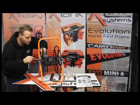 Assembling a XLine Systems Hose Reel