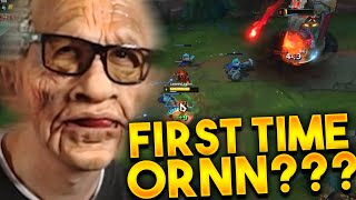 YOU CAN'T PUT A FIRST TIME ORNN AGAINST MY UDYR!! @Trick2G