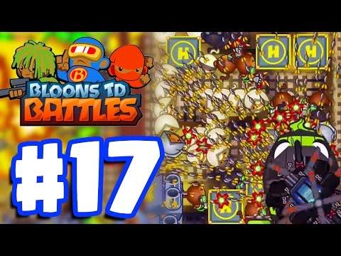 THIS WAS A SHOCK! | Bloons TD Battles Gameplay Part 17 (BTD Battles)