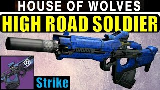 "Destiny ""High Road Soldier"" Review! 