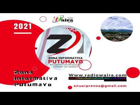 Zona Informativa Putumayo, emisión de 01/05/2021.