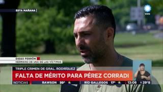 TV Pública Noticias - Falta de mérito a Pérez Corradi