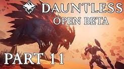 Dauntless Open Beta [Stream] German - part 11: Der Biber des Todes