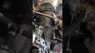 1968 Porsche 911L Targa engine