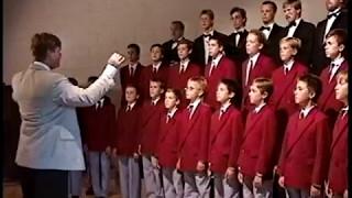 JMMS zēnu koris Kanādā (1996)